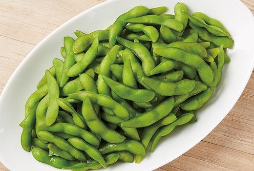 メガ盛り枝豆
