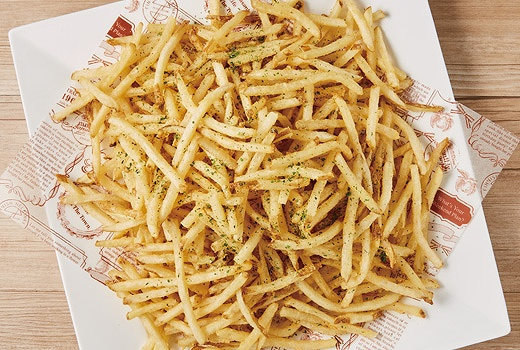 1キロ盛りポテト